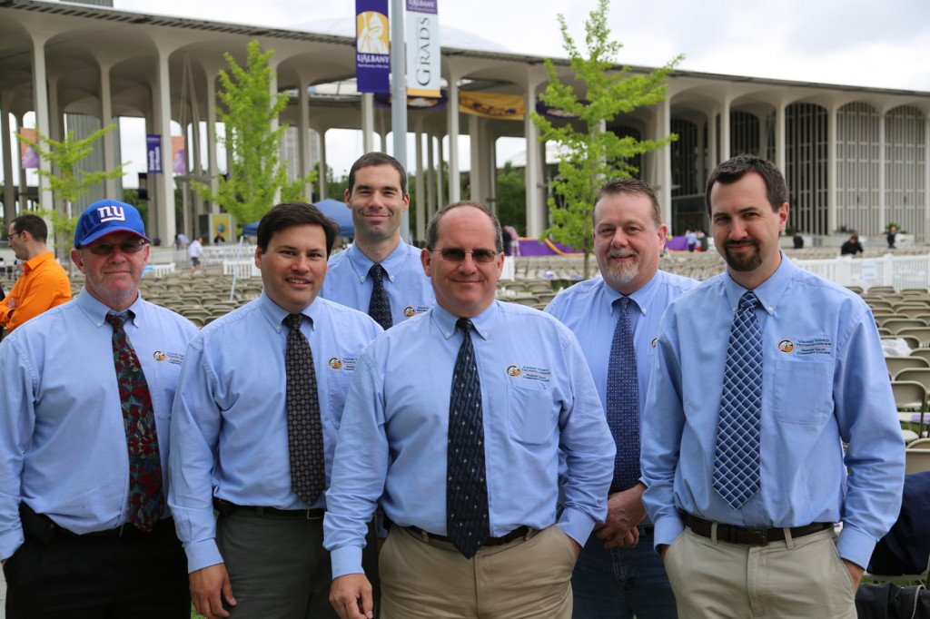 VVT Crew at SUNY Albany