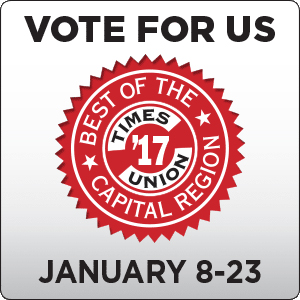 Vote for Us! Times Union Best Of